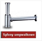 Syfony umywalkowe